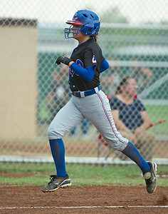 Lady Blues 18 vs. Hirschi 1 (04-22-2011)