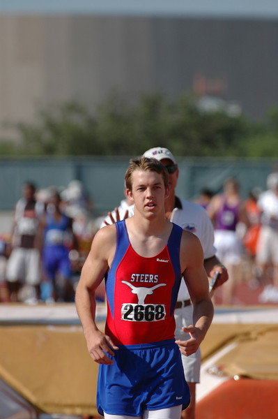 2007 UIL State Track - Chance McCoy