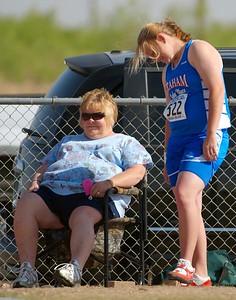 3A Region One Track & Field (04-25-08)