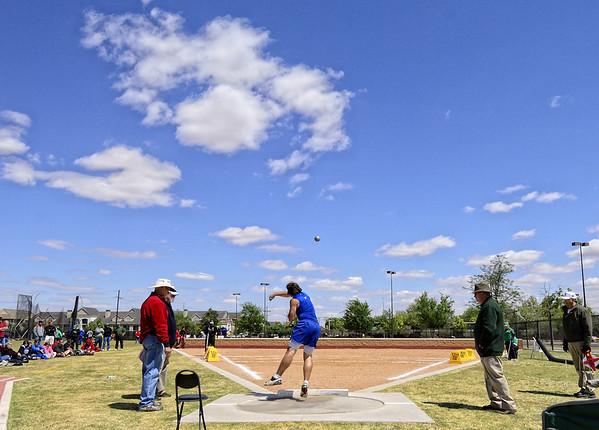 2011 Regional Track (GHS)