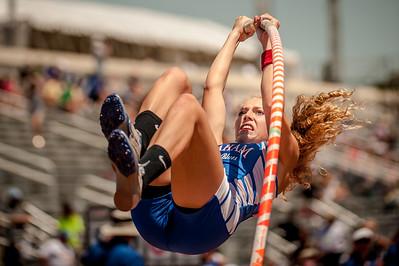 Katie Adair's medal focus