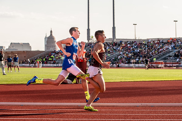 2013 UIL Track & Field State Championships