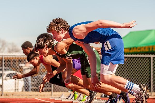 2014 Track & Field Ram Relays