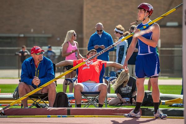 2014 3A & 5A Regional Track & Field