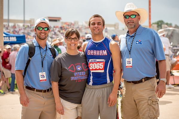 2015 UIL State Track Meet (GHS)