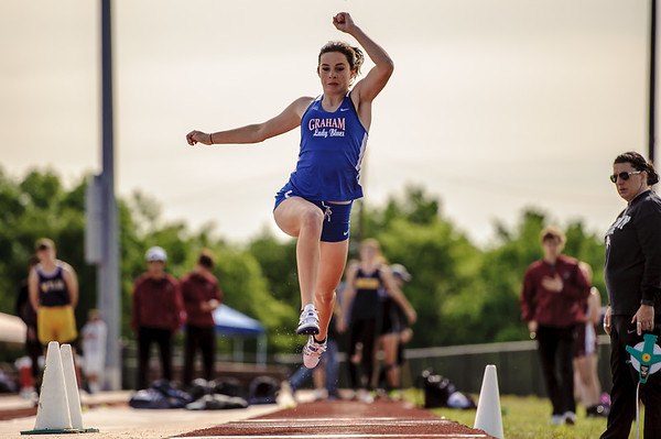 4A Districts 5 and 6 Area Track & Field Meet