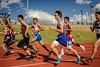 Will Walton 1600 meter run at the 2016 4A Region1 Track & Filed Championship