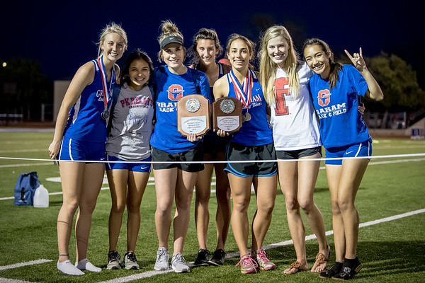 2018 District 4A-6 Track & Field