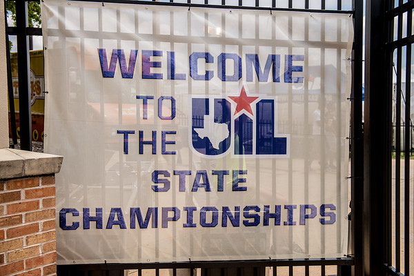 2018 UIL State Track Meet (GHS)