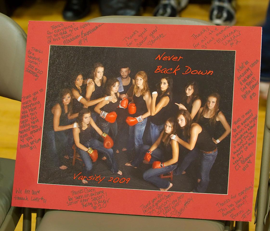 Abilene Wylie Lady Bulldogs (10-27-2009)
