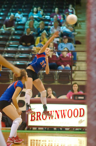 Brownwood Lady Lions (10-23-2009)