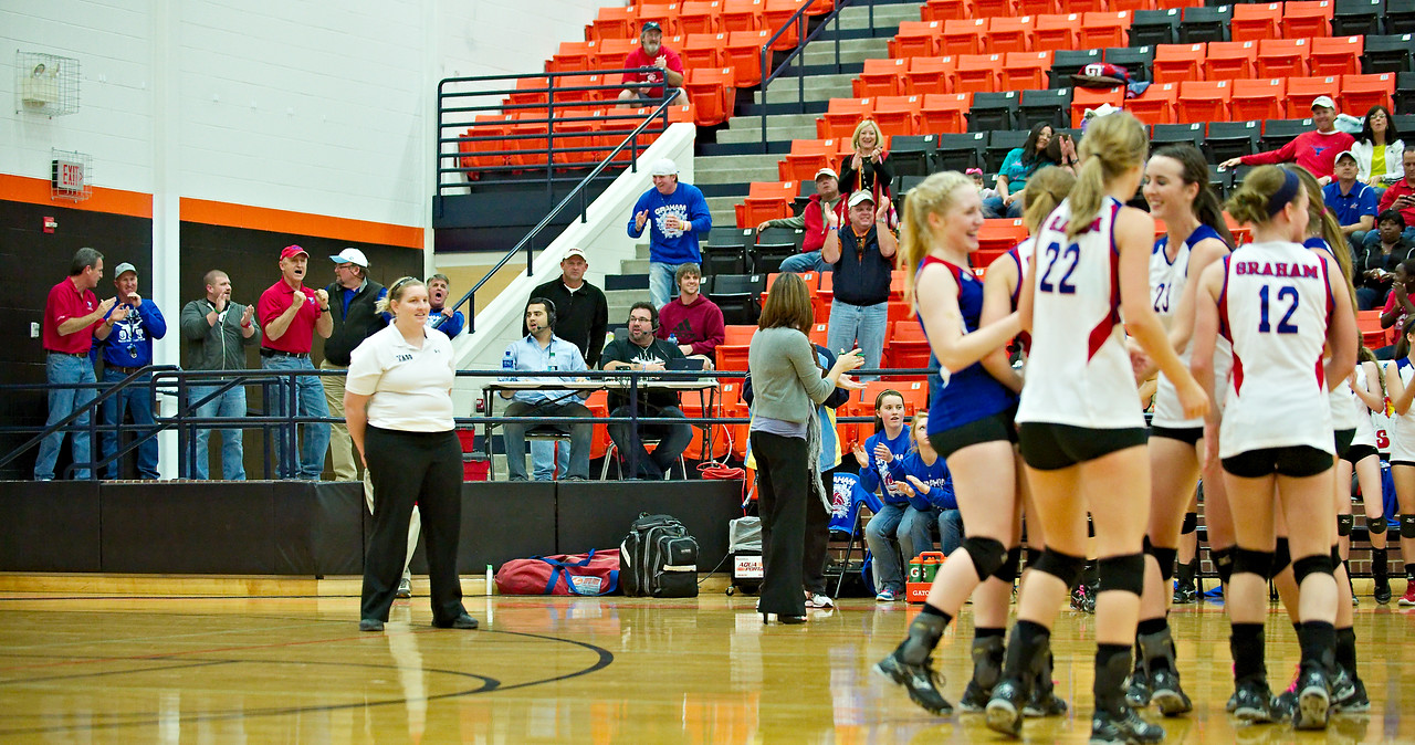 Graham Lady Blues 3 vs. Glen Rose Lady Tigers 0 (11-05-2011)