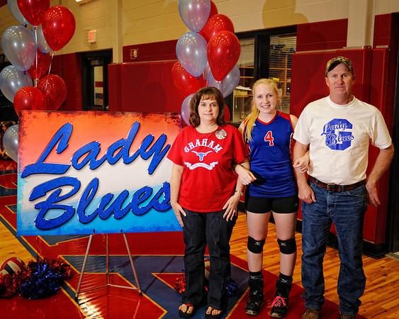 2011 VB Lady Blue Seniors
