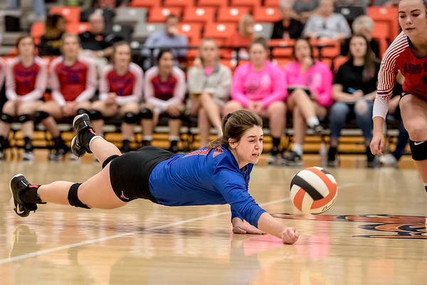 2017 VB Blues at Burkburnett