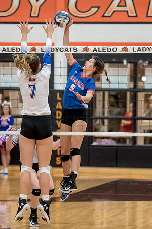 Lady Blues fall short to Midlothian Heritage