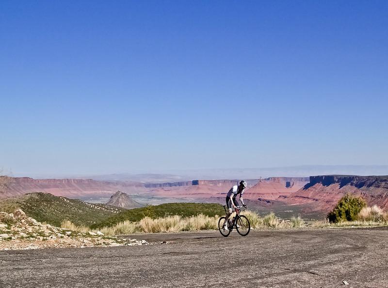Gran Fondo Moab, Utah
