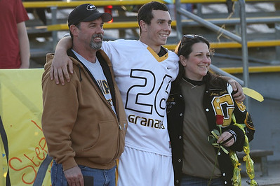 Granada Senior night May9  18