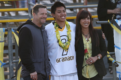 Granada Senior night May9  12