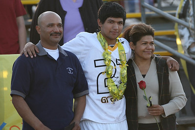Granada Senior night May9  23