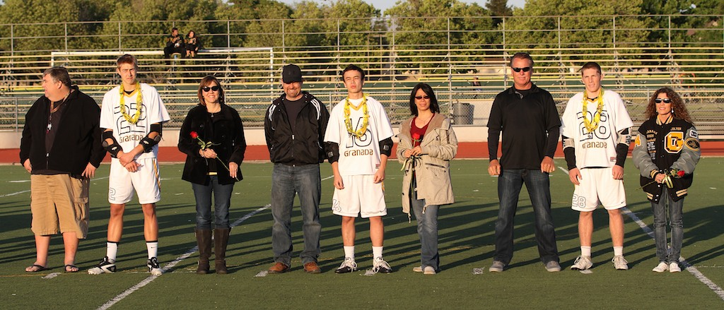 Granada Senior night May9  26