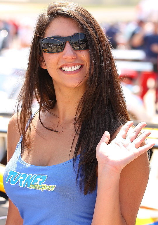 Turner Motorsport Girl Barber