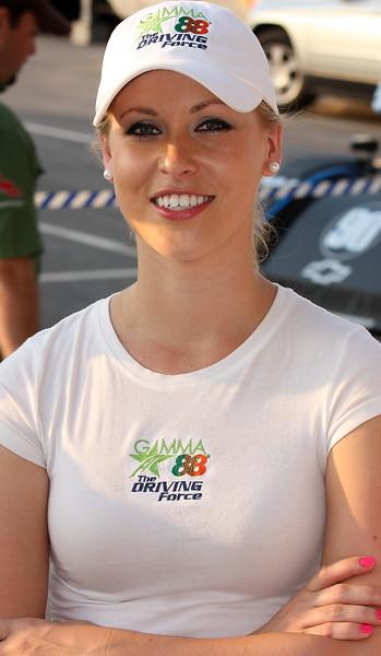 Gamma 88 Driving Force Girl Barber Motorsports Park