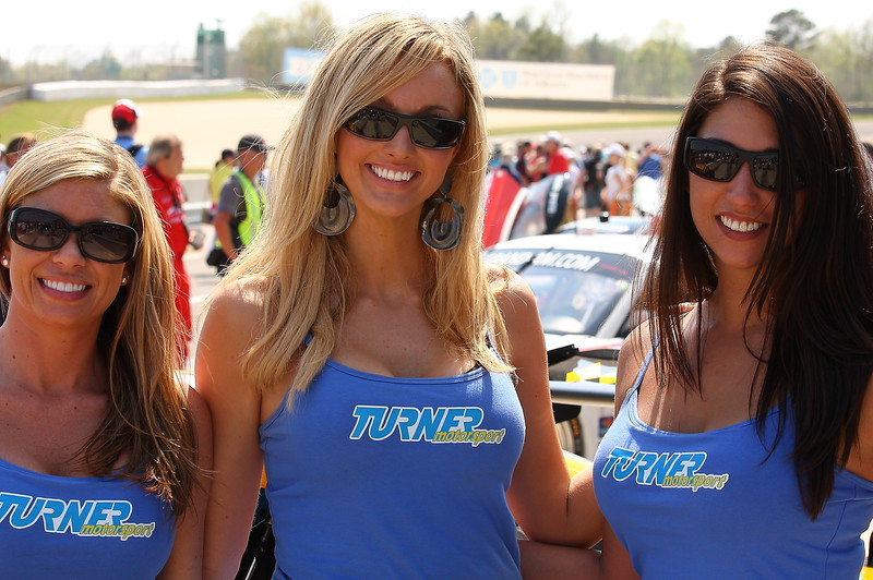 Turner Motorsport Girls Barber Motorsports Park