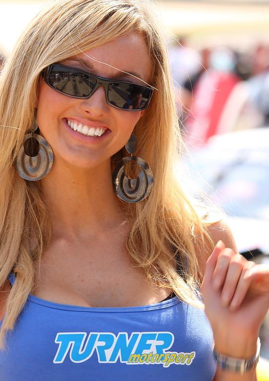 Turner Motorsports Girl Barber Motorsports Park