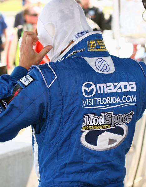 Patrick Dempsey Mazda