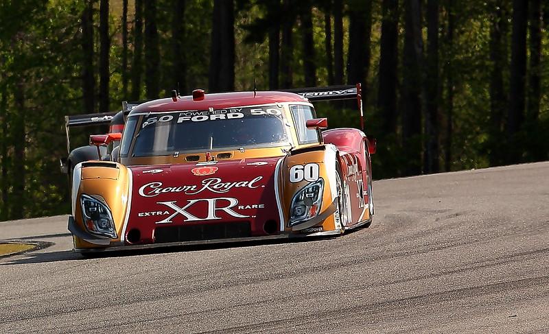 No. 60 Team Crown Royal XR Barber Motorsports Park