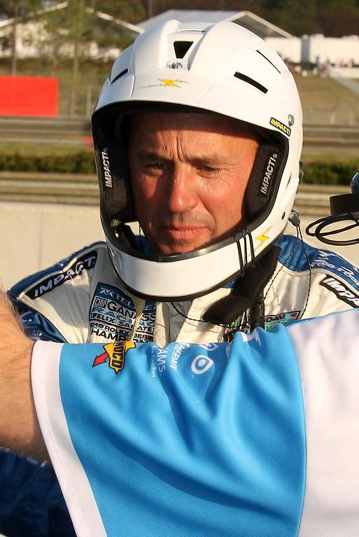 TelMex Chip Ganassi Rolex Series Team Member Barber Motorsports Park
