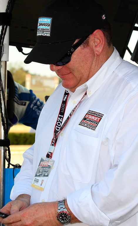 Chip Ganassi After Rolex Win Barber Motorsports Park