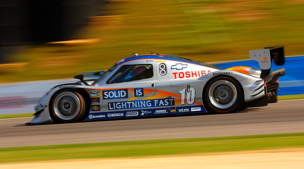 Suntrust Racing No. 10 Daytona Prototype at Barber Motorsports Park