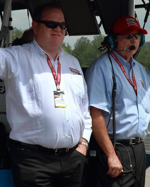 Chip Ganassi Felix Sabates Grand-AM DP TELMEX Racing at Porsche 250 Barber Motorsports Park Alabama