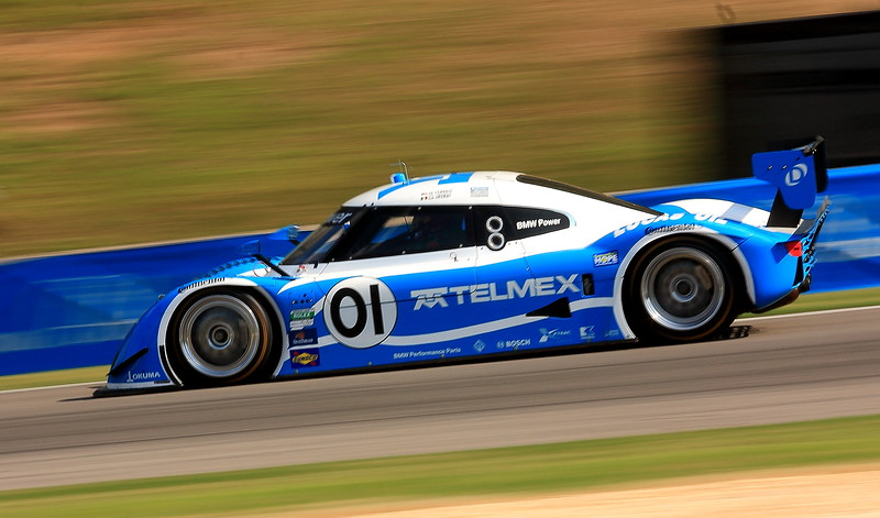 TelMex Chip Ganassi Racing with Felix Sabates Daytona Prototype Barber Motorsports Park