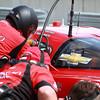 GAINSCO Bob Stallings Racing Grand-Am Rolex Racing Corvette DP pitstop Barber Porsche 250