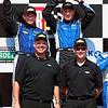 Spirit of Daytona Chevy Men Grand-Am Rolex Corvette DP Barber Podium