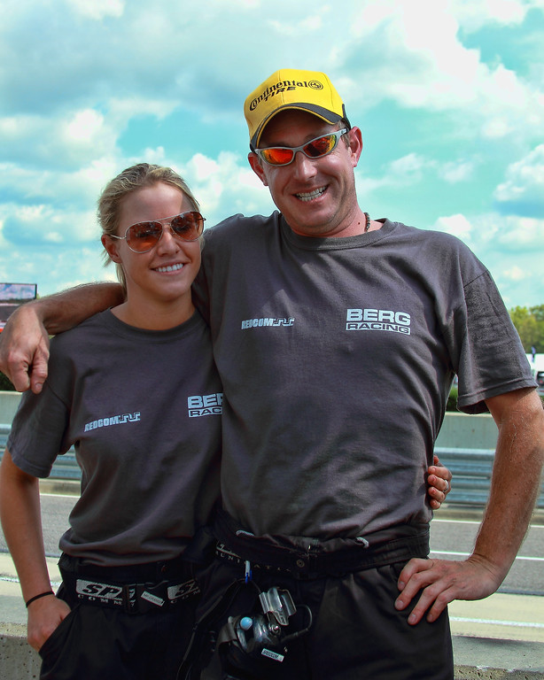 Continental Tire REDCOM Berg Racing Team Fans and Friends were on hand at Barber Motorsports Park Alabama
