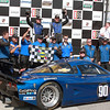 Spirit of Daytona Team celebrates in Victory Lane Barber Motorsports Park