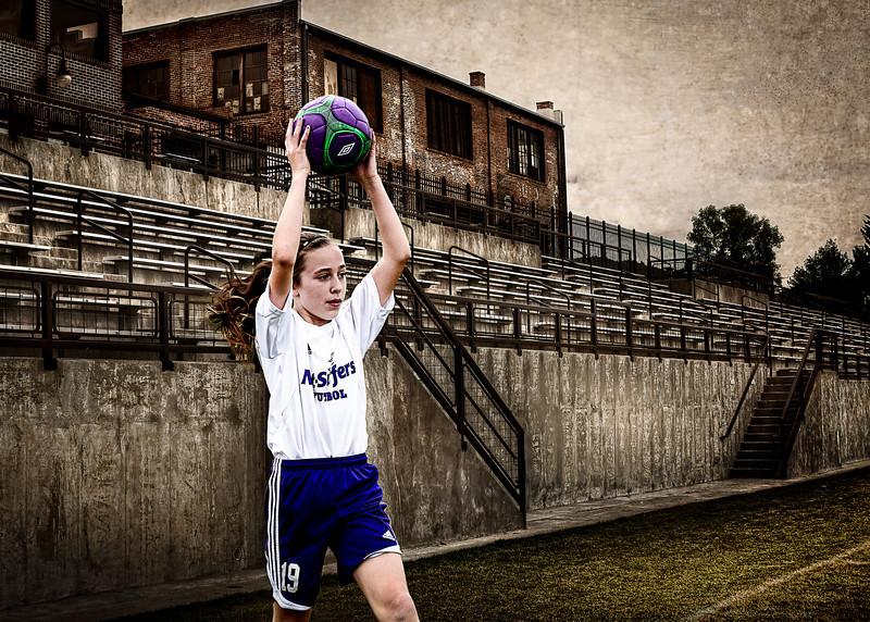 Jacqueline Soccer