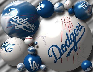 Dodgers Balls