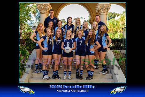 GHHS-Varsity Team