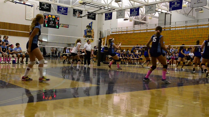 JV vs West Hills<br /> Game 3<br /> October 10, 2012