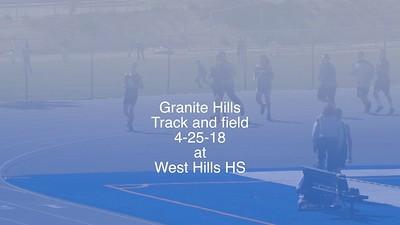 Granite vs WHHS