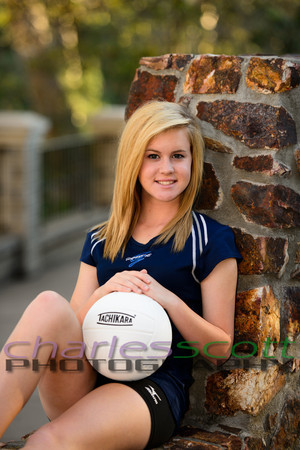 Granite Hills Volleyball 2012