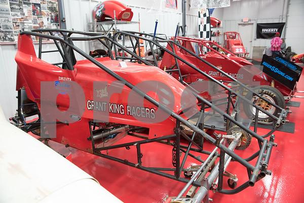 Grant King Racers-Vintage Indy Registry