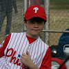 Grant in his new Phillies uniform.
