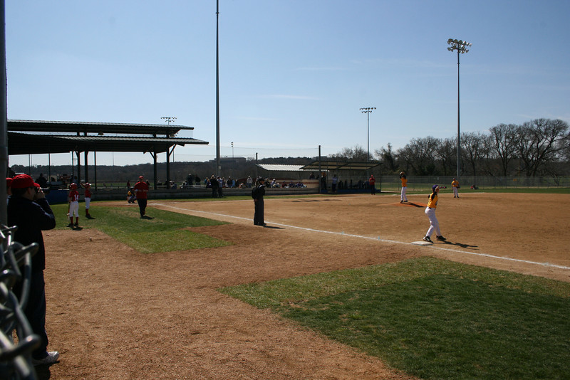 Phillies playing in SuperSeries Tournament at Riverbend Park in Waco, TX.  02-27-10 to 02-28-10.