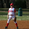 Grant in his new Phillies uniform for spring baseball.  Playing vs. the Nationals.