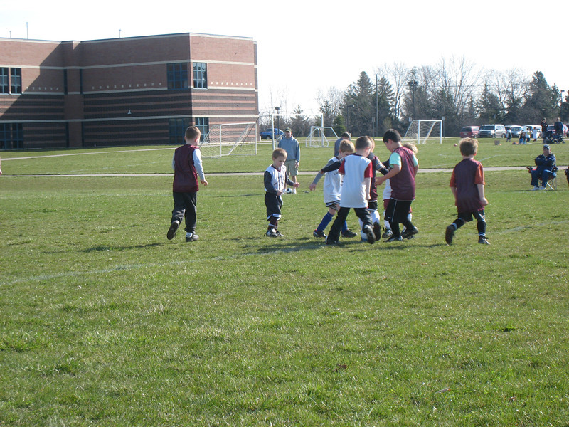 Spring Soccer - April 17, 2009